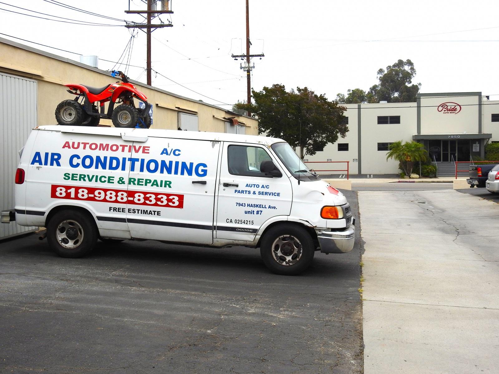 Ben Auto AC – Auto AC Compressors & Automotive Repair in Van Nuys, CA